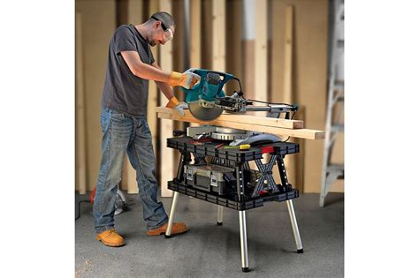 a work table folding work table keter