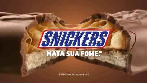 Snackers Mata voc 234 n 227 o 233 voc 234 quando est 225 fome snickers brasil