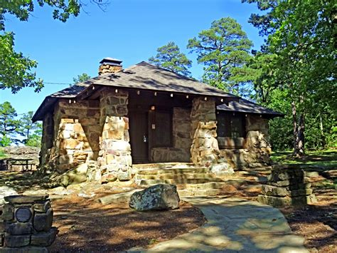petit jean state park cabins mather lodge picture of