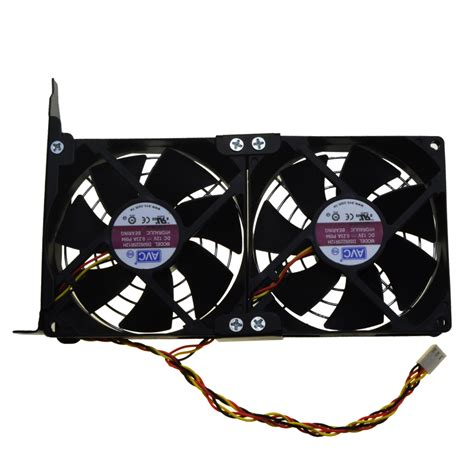 3 fan graphics card universal gpu double fan partner ultra quiet pci video