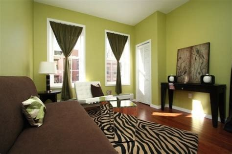 color ideas for living room walls green colors