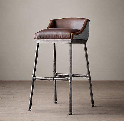 bar counter stools restoration hardware wh basement family room bar stools