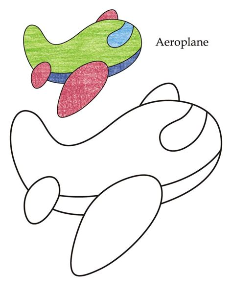 0 level airplane coloring page download free 0 level