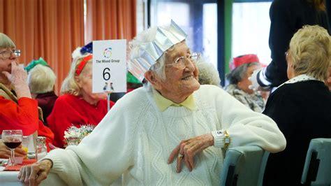 christmas elderly reducing isolation amongst this festive season