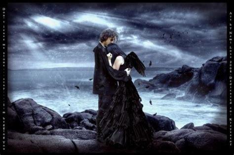 imagenes goticas en facebook angeles de amor goticos con frases imagui