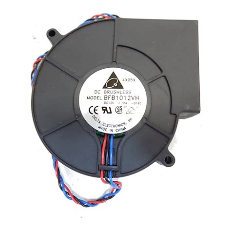 Fan Blower Delta Bfb1012vh 12v 27a genuine oem delta electronics turbo centrifugal fan 12v bfb1012vh with warranty the room that
