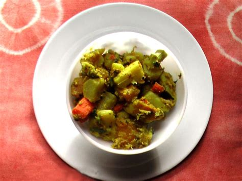how to a labra labra recipe how to make labra mixed vegetable curry recipe