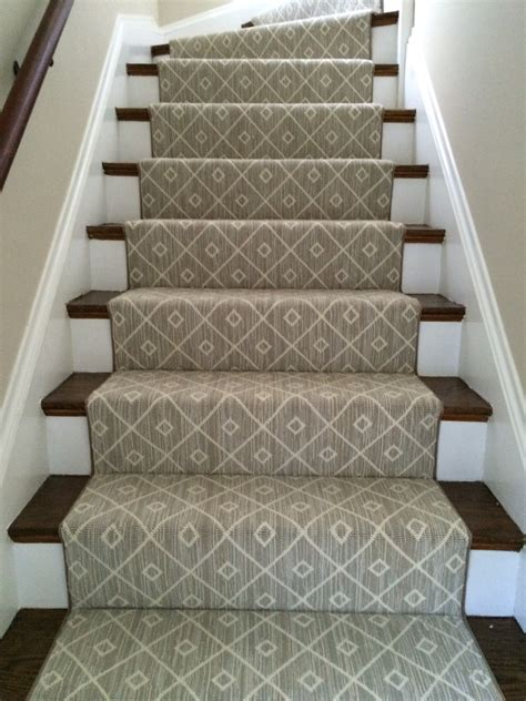 Stair Runner Rug Stair Carpet Runners The Workroom 2017 With Geometric Runner Images Artenzo