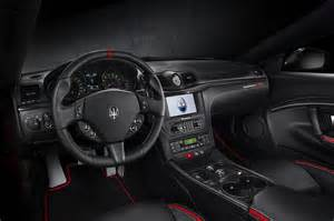 Inside Maserati 2014 Maserati Granturismo Reviews And Rating Motor Trend