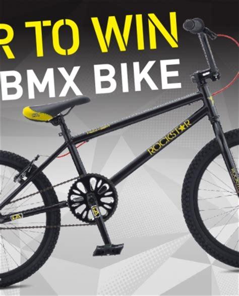 Bmx Bike Giveaway - rockstar and aloha island mart bmx bike sweepstakes rockstar energy drink