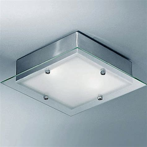 Square Flush Bathroom Ceiling Lights From Easy Lighting Square Bathroom Lighting