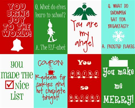 printable christmas card messages free christmas printables jellybean junkyard
