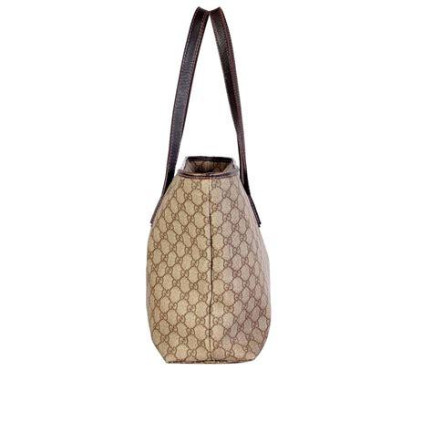 Gucci Handmade Bag - gucci monogram top zip tote bag luxity