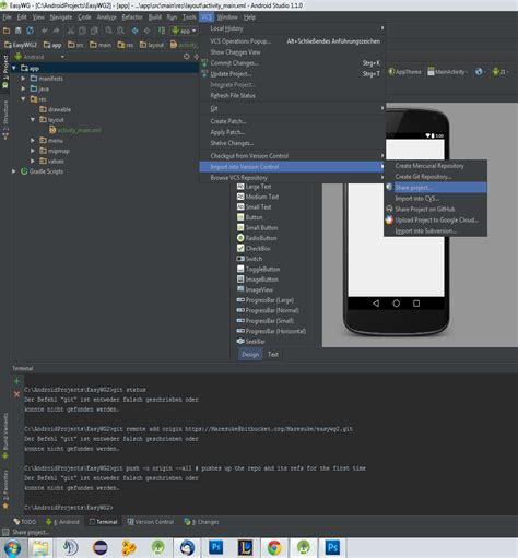 android studio plugins java android studio bitbucket plugin project on bitbucket dont work stack overflow