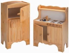 wooden play kitchen set home www blueberryforest