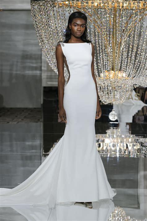 Simple Fall 2018 Wedding Dresses   Arabia Weddings