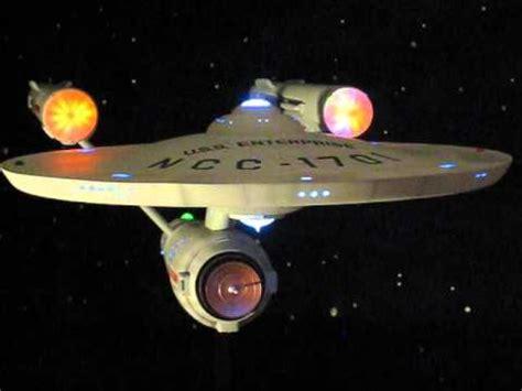master replicas 1/350 (tos) uss enterprise ncc 1701 youtube