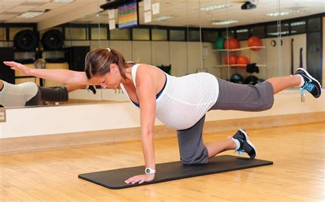 21 safe abdominal exercises during pregnancy
