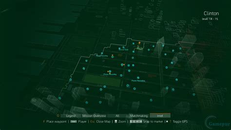a pubg process has crashed the division clinton intel collectible location guide