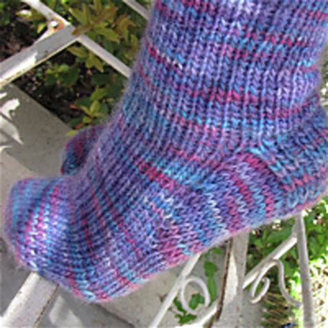 basic sock pattern using magic loop ravelry beginner worsted weight socks for magic loop toe