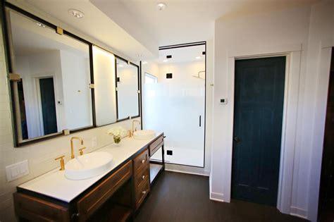 industrial metal bathroom white modern industrial bathroom with wood and metal