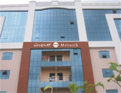 Mba In Telecom Management In Chennai by Rank 8 Mphasis Top 10 Information Technology It