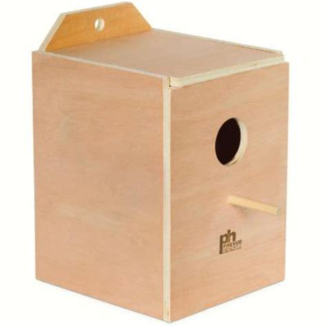 parakeet nest box 1103 prevue pet products