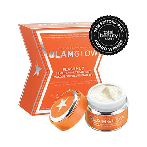 Glamglow Flashmud Brightening Treatment Travel Murah smashbox exposure palette myqt au