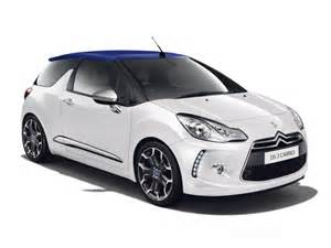 How To Repair Car Roof Upholstery New Citroen Ds 3 1 6 Bluehdi Chic 2dr Diesel Cabriolet For