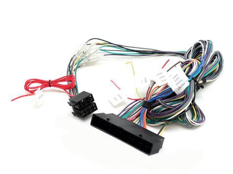 porsche cayenne    radio wiring harness ctpo connects ctpo