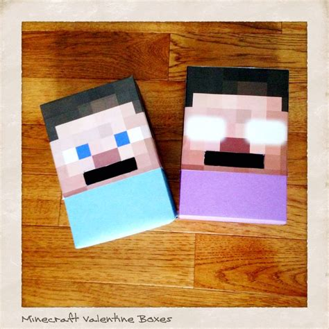 minecraft s day box 17 best images about r2d2 box on