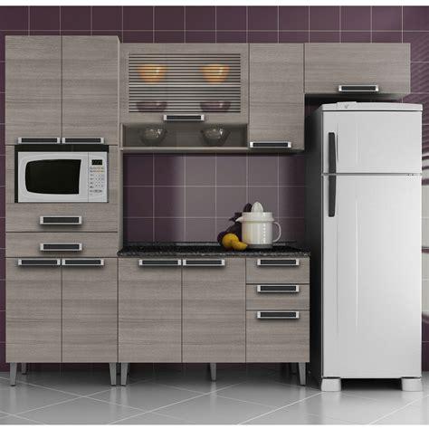 armario karine itatiaia cozinha compacta itatiaia royale 9 portas e 5 gavetas