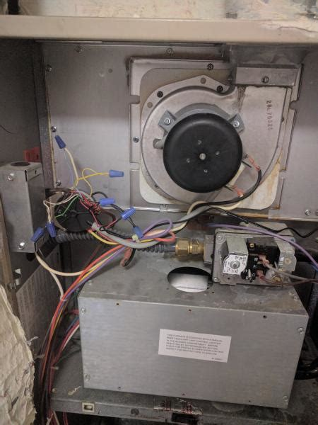 air conditioner outside unit fan not working inside ac unit fan does not turn on outside unit working