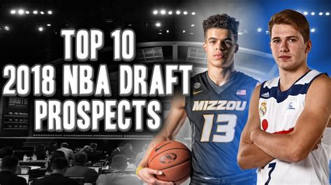 official 2018 nba draft top 10 prospects