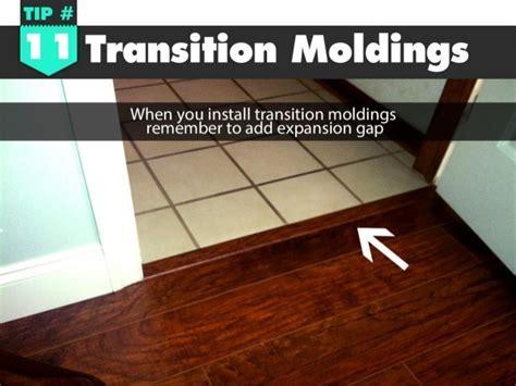 General Laminate Flooring Installation and Tips