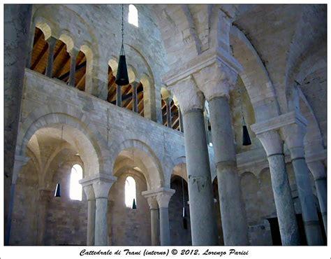 cattedrale di trani interno panoramio photo of cattedrale di trani interno