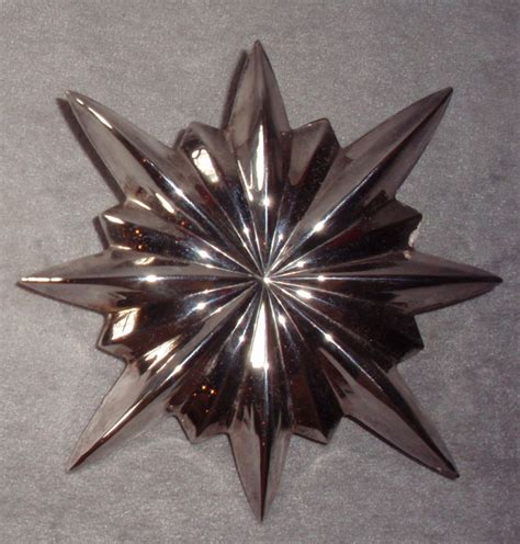 silver christmas tree topper shop collectibles online daily