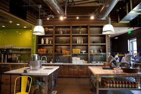inside true food kitchen at santa place eater la