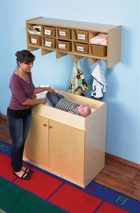 childcraft changing table changing table school specialty marketplace