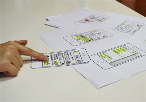 app layout sketch a quot killer quot user experience and user interface mobile app