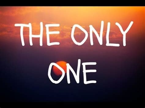 the one you re with blunt the only one lyrics