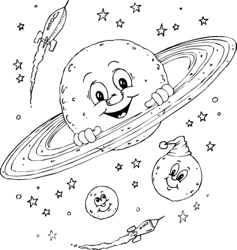 coloring pages for planets planets coloring printable pics about space
