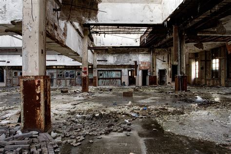 Post Office In Gary Indiana by Gary Indiana A City S Ruins