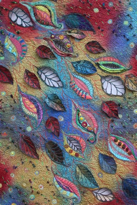 design art textile michelle mischkulnig textile artist www chelletextiles