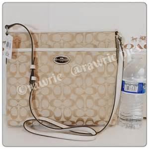 New Ramadhan Collection Chanel Zip 901 41 coach handbags new coach signature white khaki