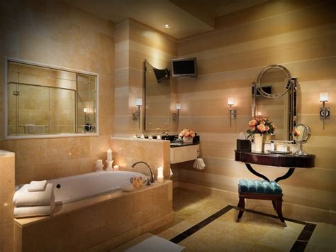 palazzo bathrooms 20 of the most luxurious hotel bathrooms in vegas