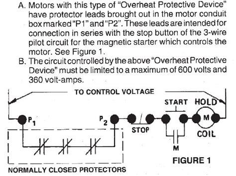 Leeson 5hp Motor Wiring Diagram