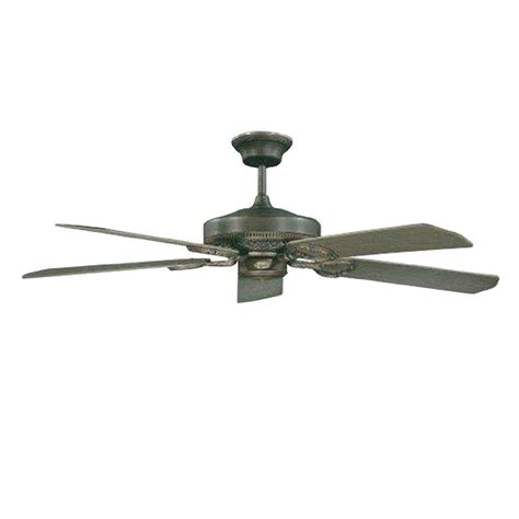 concord fans 52 in indoor rubbed bronze ceiling fan