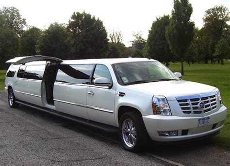 limo service ct escalade limousine rentals in connecticut presented by
