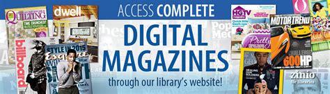digital magazines zinio digital magazines